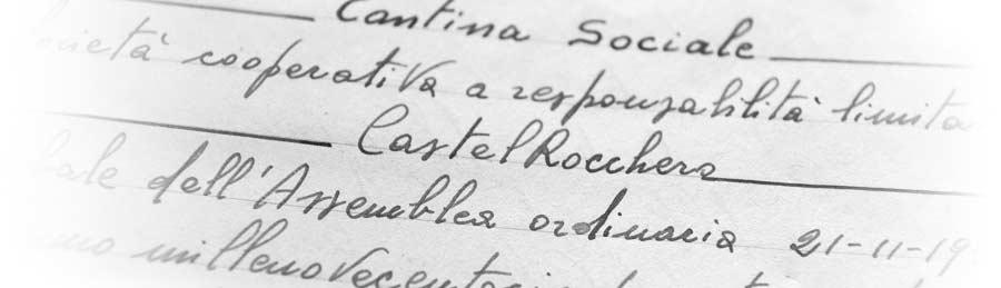 Scritti-castelrocchero